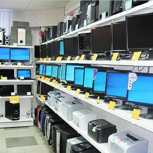 Компьютерные магазины Керженца