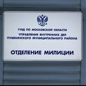 Отделения полиции Керженца