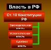 Органы власти в Керженце