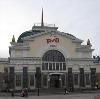 Железнодорожные вокзалы в Керженце