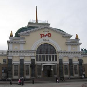 Железнодорожные вокзалы Керженца