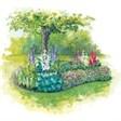 Загородный клуб Усадьба - иконка «сад» в Керженце